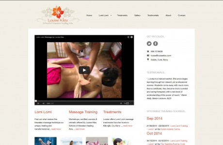 louise kleu massage