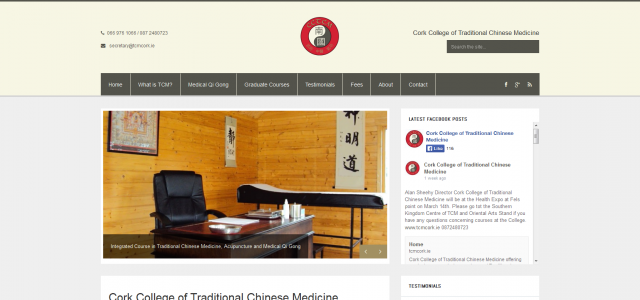 Ttraditional Chinese Medicine College