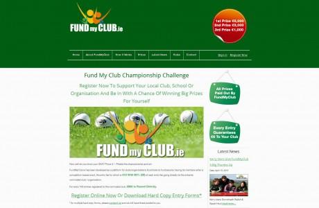 Fund My Club