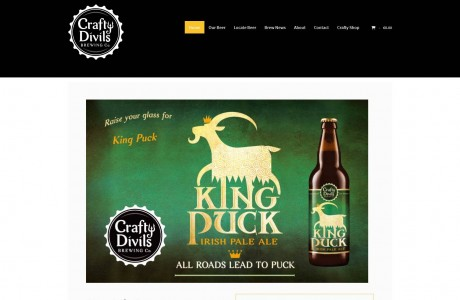 Crafty Divils Brewing Company